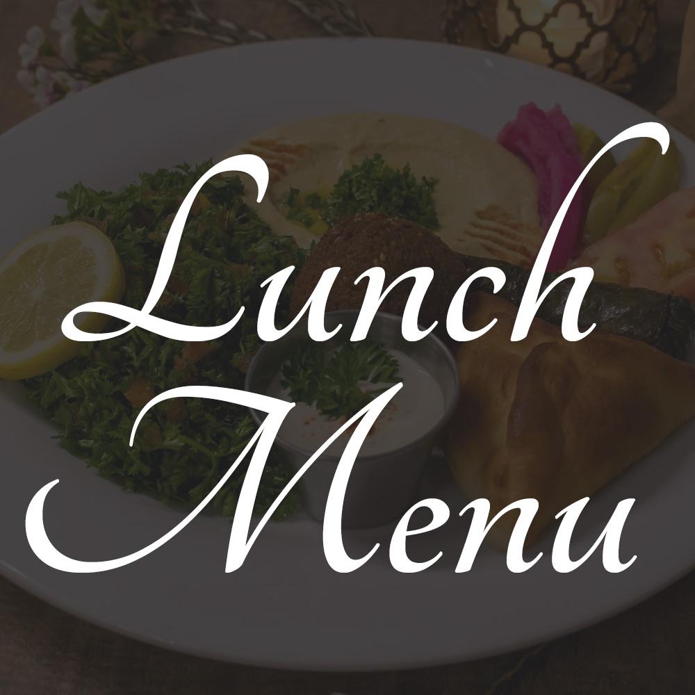 Eddys Windsor Lunch Menu